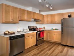 Metro Village Apartments near Takoma Park Kitchen