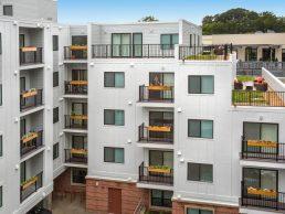 Metro Village Apartments Exterior - near takoma metro