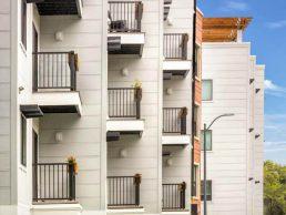 Metro Village Apartments Exterior - near takoma metro station