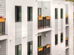 Metro Village Apartments Exterior - Apartments near Metro