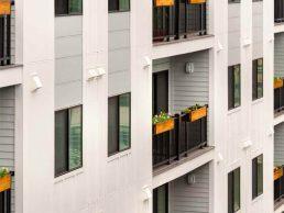 Metro Village Apartments Exterior - Takoma Park Metro Apartments