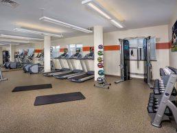 Metro Village Apartments in Takoma Park - Fitness Center