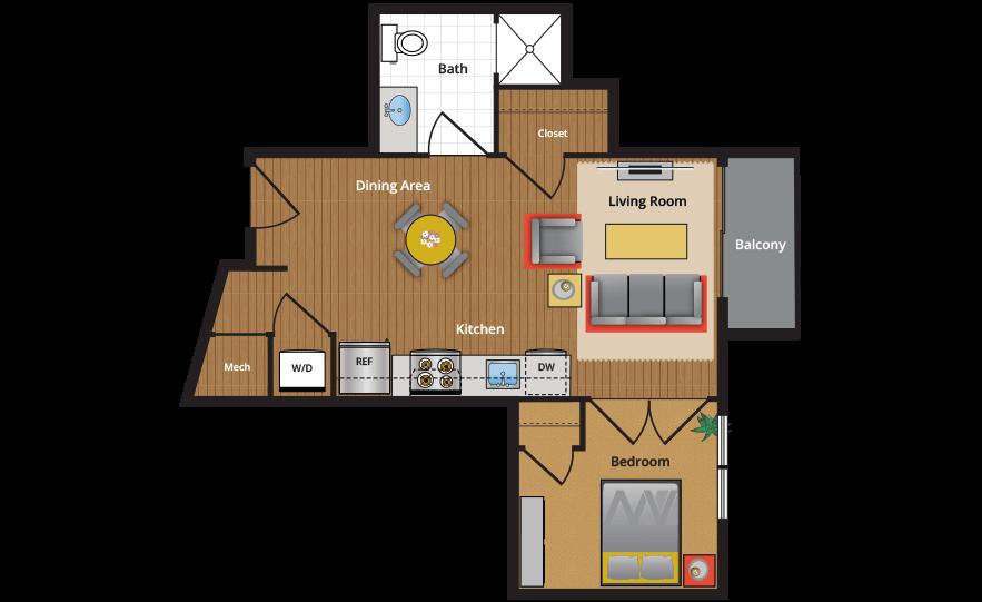Metro Village Apartments Washington Dc