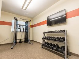 Metro Village Apartments in Takoma Park - Fitness Center
