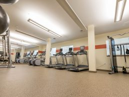 Brand New Fitness Center NW DC Apartments
